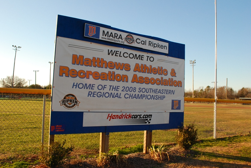 Youth sports in South Charlotte - Matthews Athletic and Recreation Association (MARA)