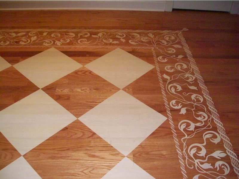 Super cool hardwood floors check this out for Cool hardwood floors