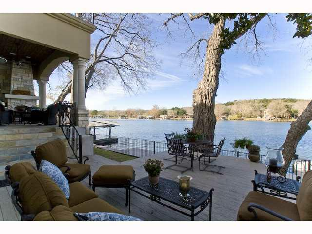 lake austin waterfront homes