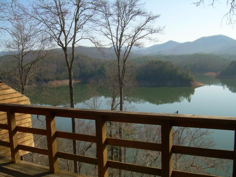 spend your summer on this cool mountain lake in a bear paw resort rh activerain com