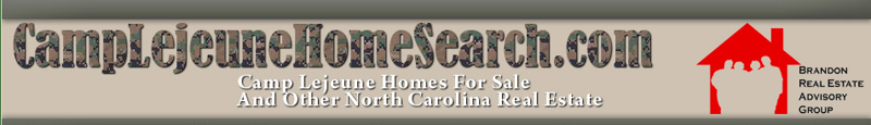 Camp Lejeune Home Search