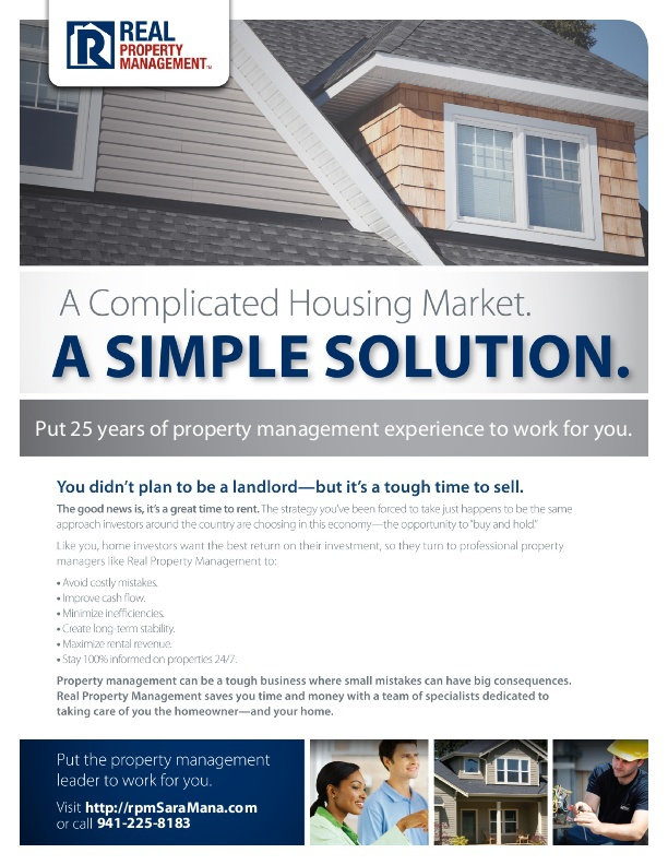Sarasota Real Estate Management