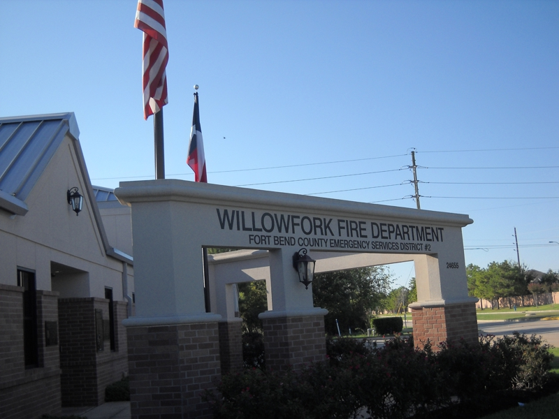 Willowfork Fire Department Katy Texas