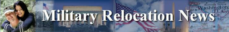 Military Relocation News Header
