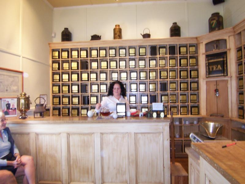 Harneys Tea Room