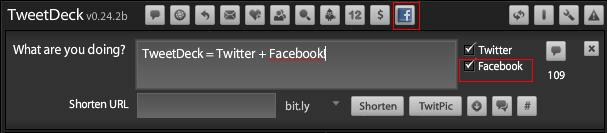 Tweetdeck version 0.24.2b