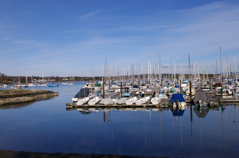 Oak Bay Waterfront Fred Carver