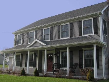 New milford ct home for sale front porch colonial for Colonial home plans with porches