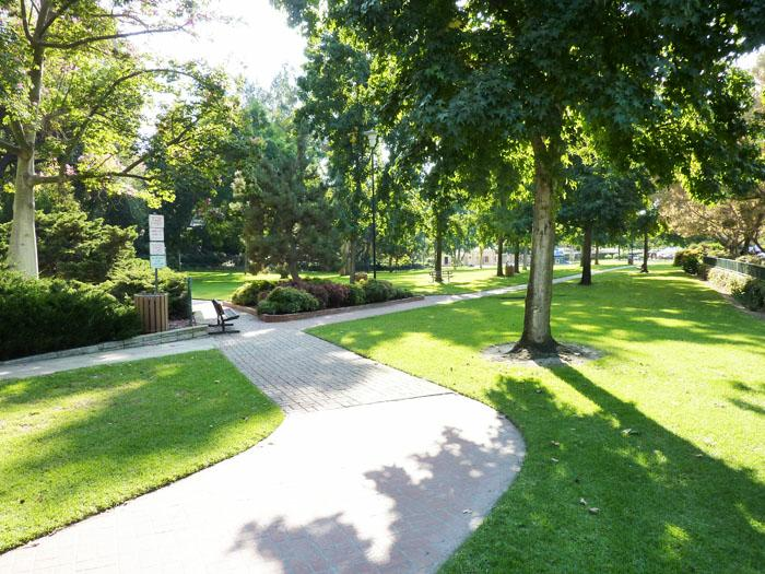 ... Park in the beautiful City of Whittier (Local and Relocation Series