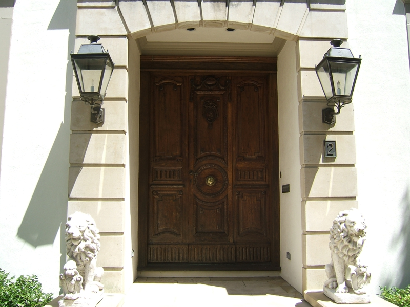 formidable door