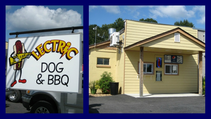 Lectric Dog and BBQ