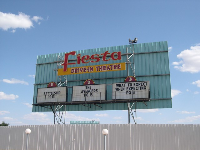 Fiesta Drive In Theater Carlsbad Nm