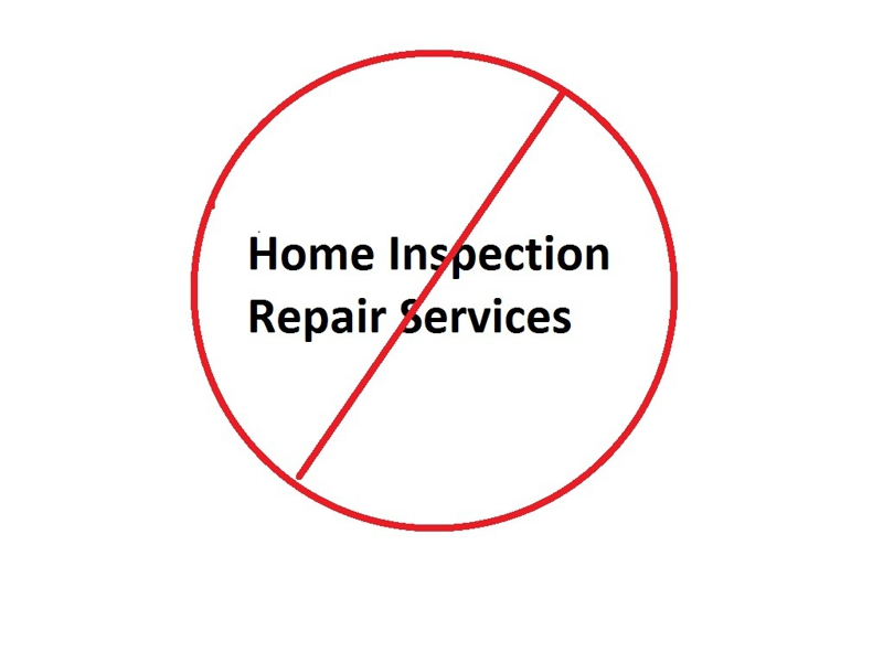 Can A Home Inspector Work On A Home Chelan Home
