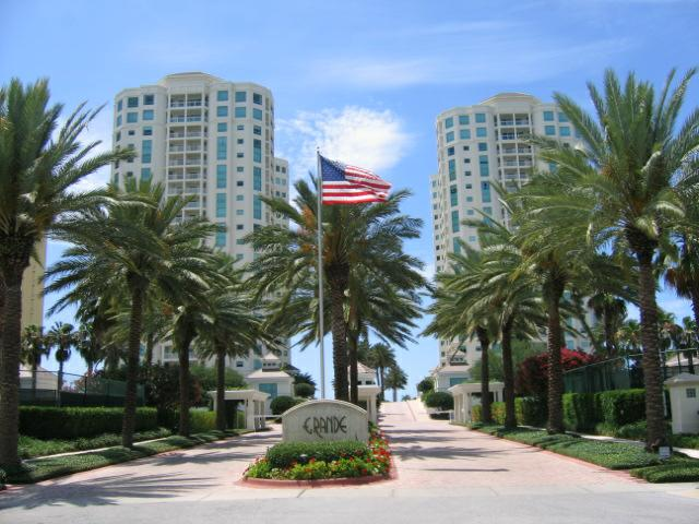 The Grande on Sand Key clearwater beach florida
