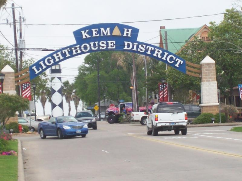 Kemah Lighthouse District