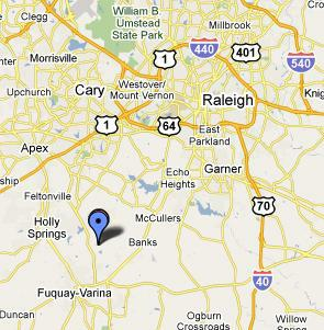 High Grove New Homes Lots for Sale Fuquay Varina