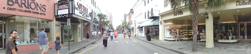Second Sunday on King St