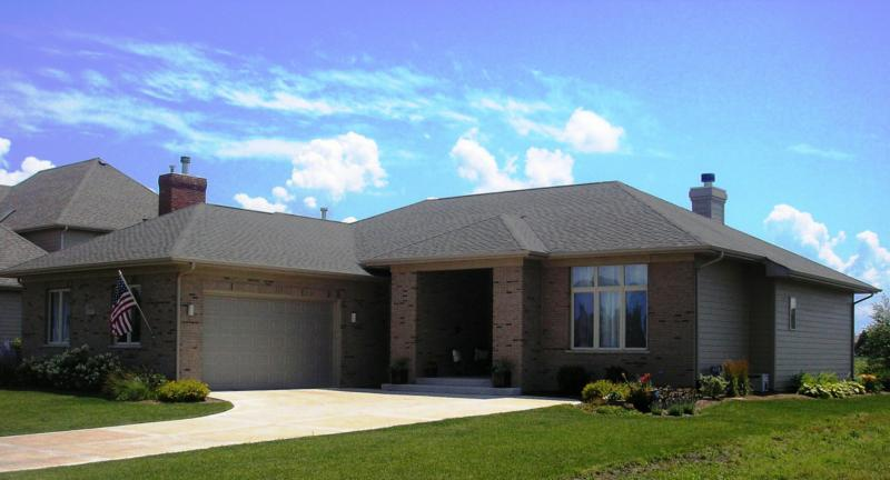 Home for sale in River Crossing Subdivision, Shorewood, Illinois