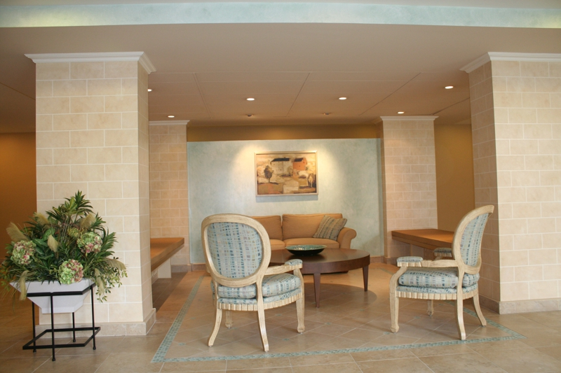 Long Beach Terrace Lobby