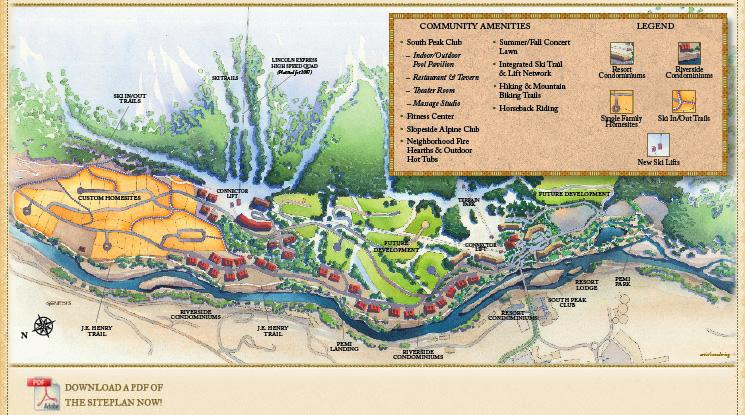 School vacation week means skiing in new englandloons newest south peak resort master plan base lodge and ski area operations run by loon mountain recreation companya hundred condos and home sites sold to date and publicscrutiny Choice Image