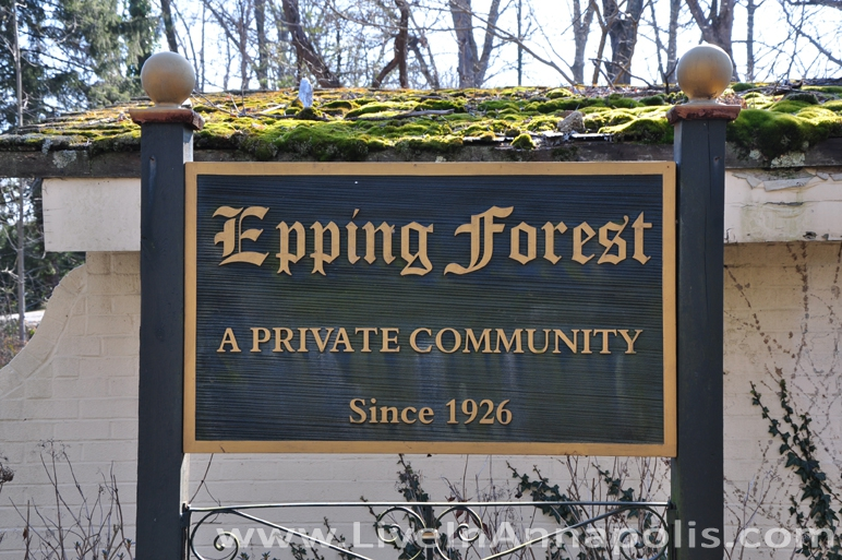 Search Homes For Sale In Epping Forest In Annapolis Maryland