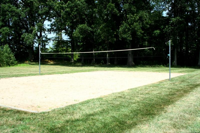 Sand Volleyball at Woodfield Trails