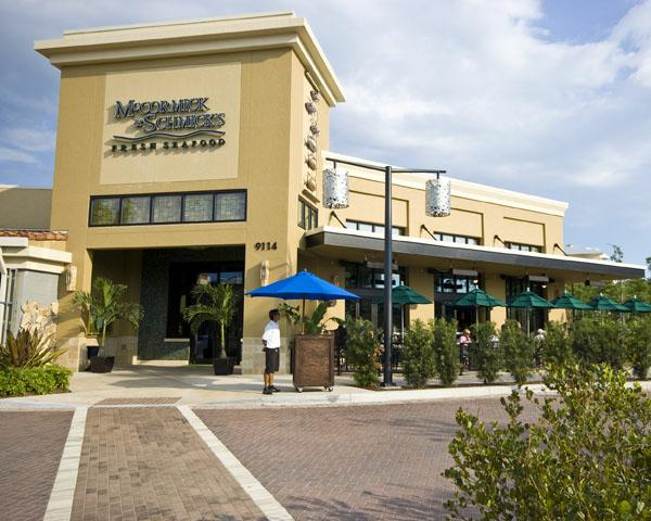 Mccormick And Shmicks Seafood Restaurant At Mercato Luxury Plaza Naples Fl