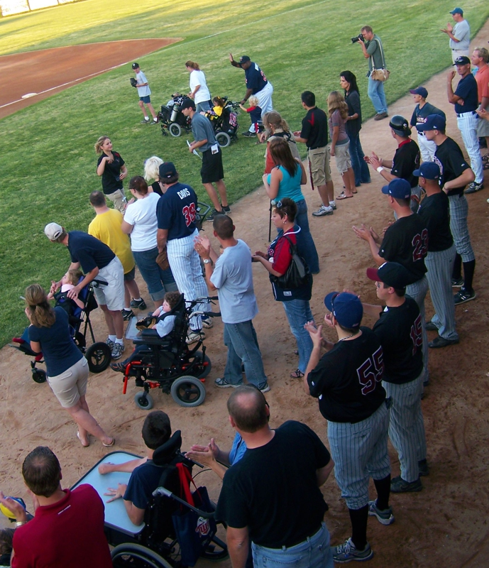The River Bats, Twins & The Miracle League in Saint Cloud