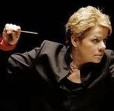 Marin Alsop Baltimore Symphony Conductor