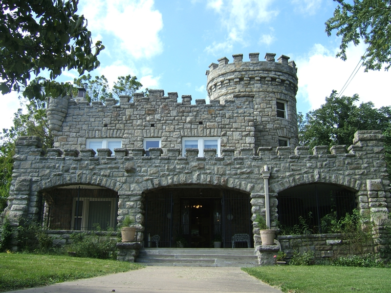 Tiffany Castle in Old NE Kansas City