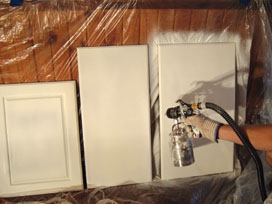painting kitchen cabinets vs refacing which would you choose