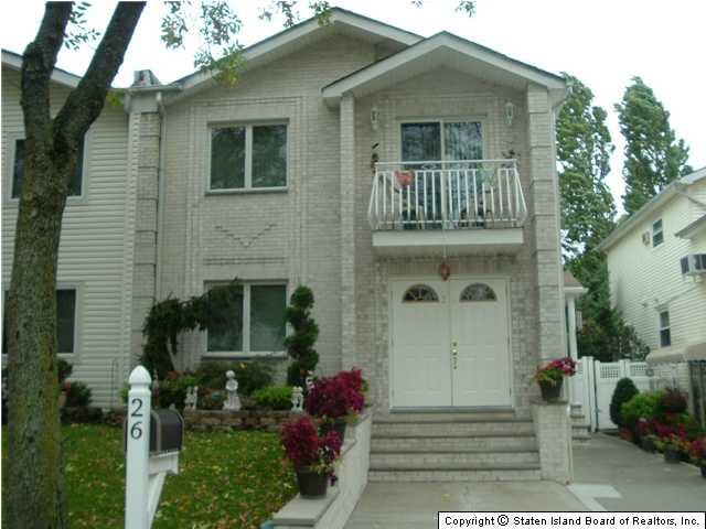 Staten Island Two Family Home For Sale In Annadale