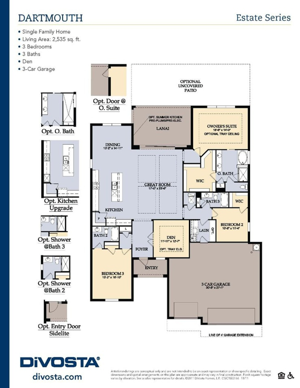 Castellina brand new home move in now great floor plan for Brand new house plans