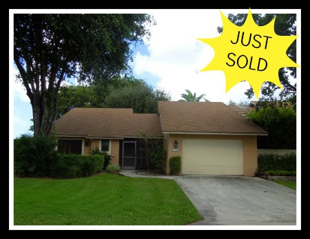 Park Place Townhome SOLD! 11838 Donlin Drive Wellington Florida 33414