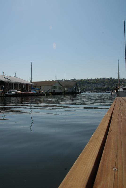 Eastlake houseboats