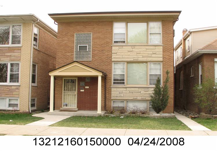 5107 Grace, Chicago; (Portage Park)