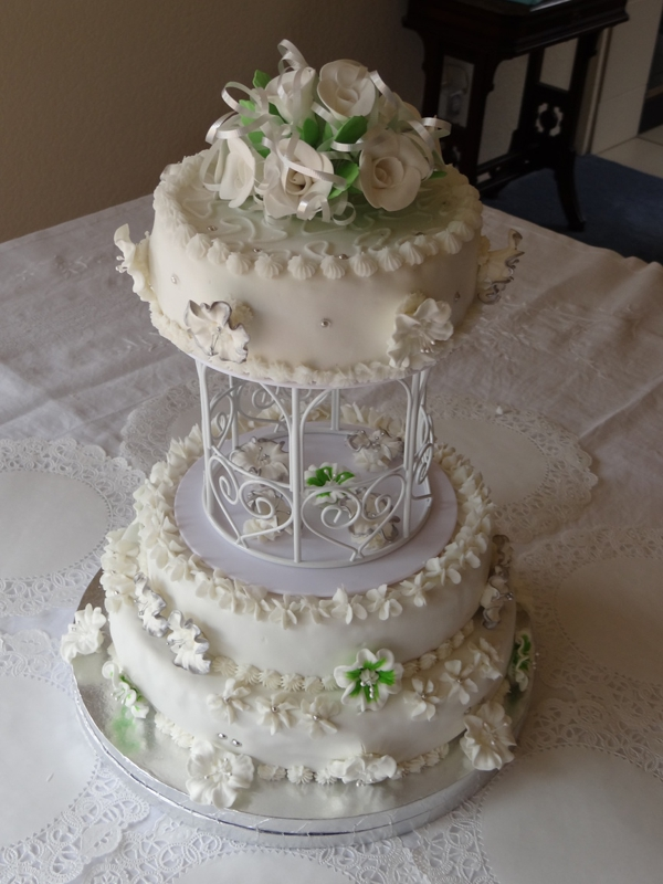 jamaican wedding cake - photo #8