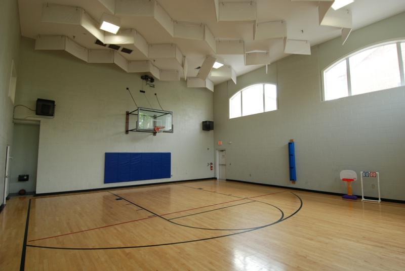 cameron station gym
