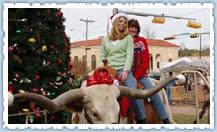 Huntsville TX For the Holidays December 3-5  2010