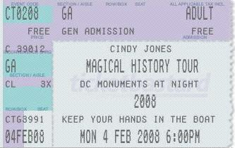 Magical History Tour Ticket 2
