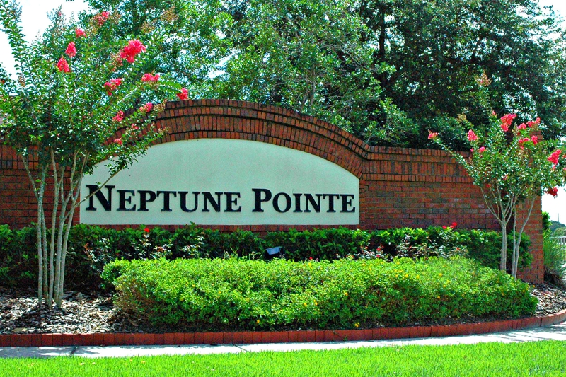 Kissimmee Florida Neptune Pointe Properties For Sale