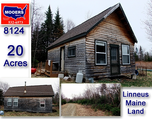 head to the northern maine woods me land cabin real estate video