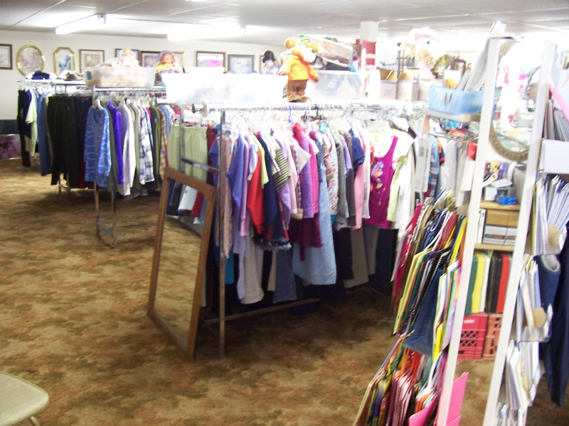 Minot ND Salvation Army Thrift Store