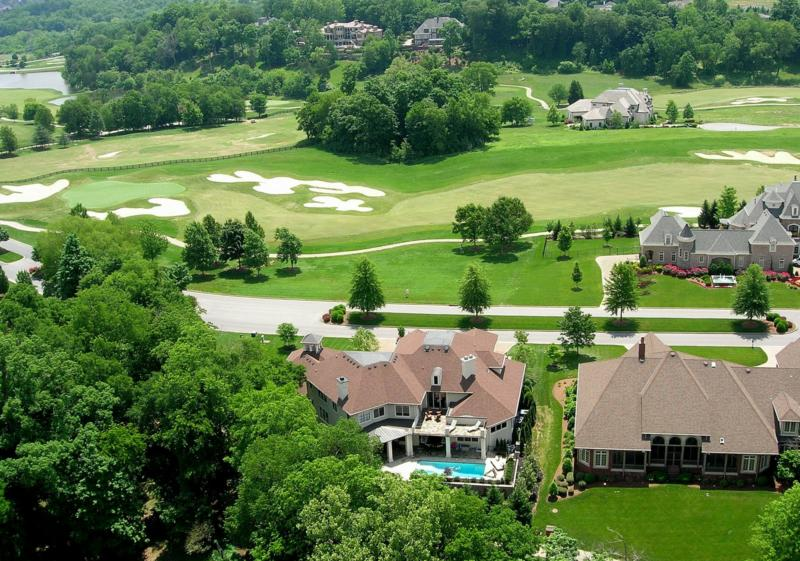 Brentwood Golf Course community