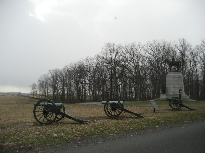 Gettysburg Battlefield - Virginia Memorial Monument