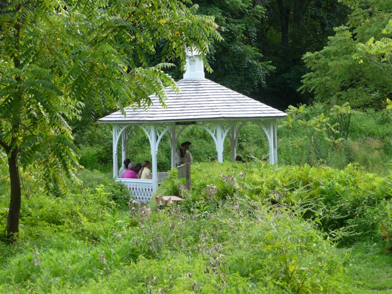 yellow springs gazebo