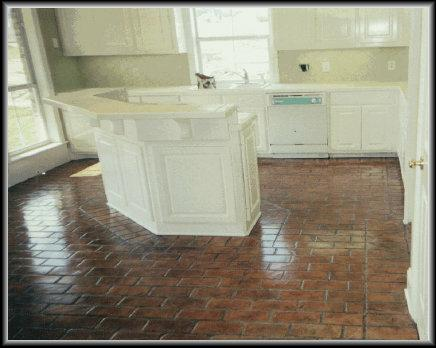 kitchen flooring trends balance need for beauty and practicality