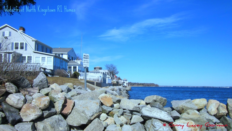 Mount View North Kingstown waterfront real estate