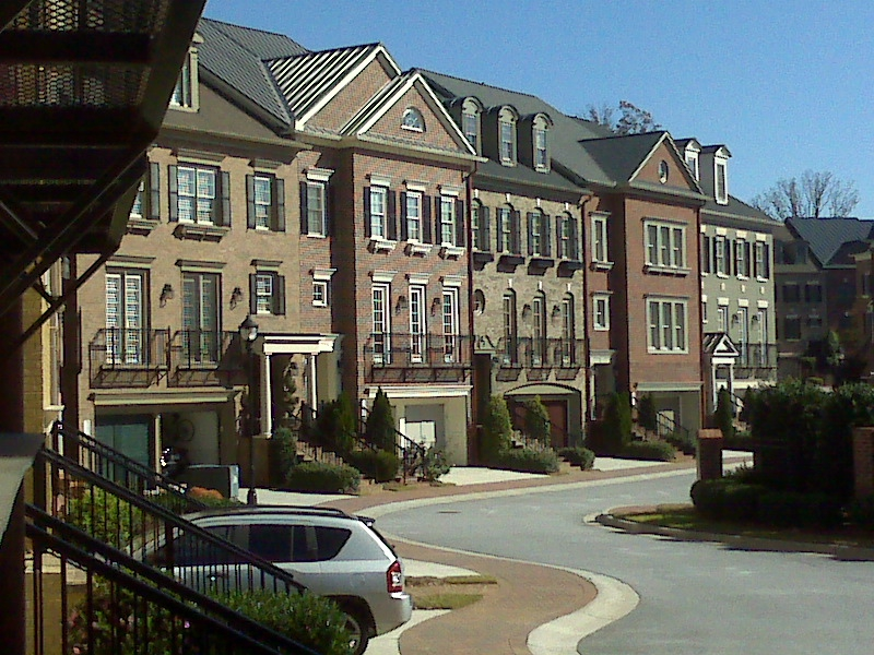 One ivy walk vinings ga one of the most interesting and for European townhouse