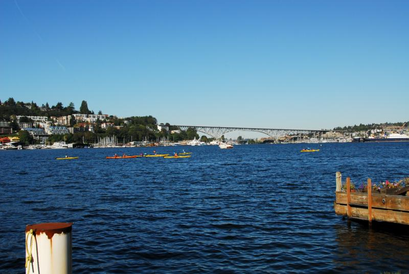 Lake Union Seattle
